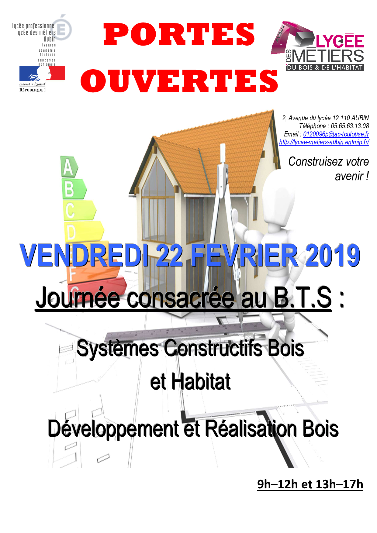 Lp Lycee Des Metiers Du Bois Et De L Habitat